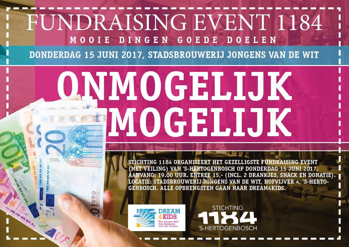 fundraising event 1184