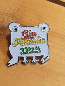 Gin Pinnekes 2017